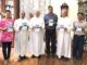 Archbishop Filipe Neri Ferrao, seen releasing Directory of the Archdiocese of Goa and Daman 2018-2019